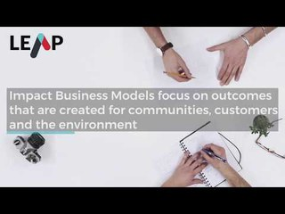 What is an Impact Business?